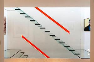 后现代风格复式楼创意楼梯设计效果图赏析