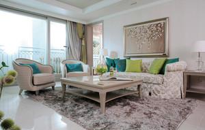 131平米现代风格客厅装修设计效果图赏析