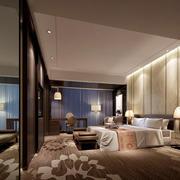 卧室后现代窗帘大户型足彩导航