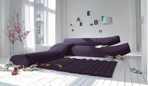 现代风格小户型客厅创意沙发设计效果图赏析