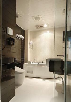11平米现代简约风格卫生间装修设计效果图