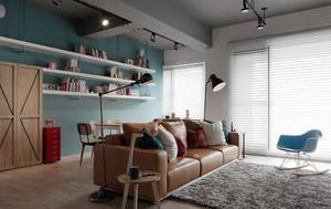 现代loft风格小户型室内装修效果图鉴赏