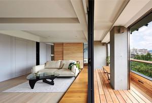 现代loft风格一居室室内装修效果图鉴赏