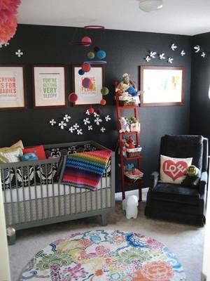 简欧风格精致温馨儿童婴儿房装修效果图赏析