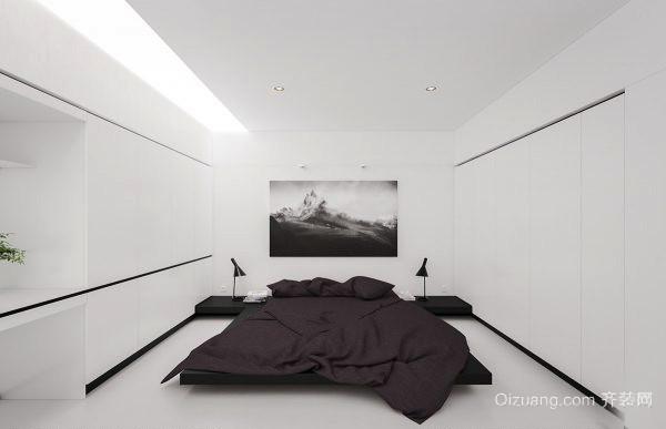 后现代风格一居室卧室设计装修效果图鉴赏