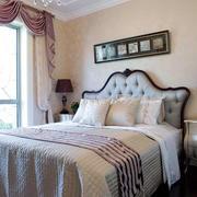 32平米欧式风格主卧室装修设计效果图鉴赏