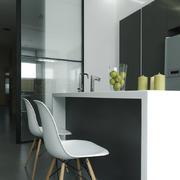 100平米现代风格吧台设计效果图鉴赏
