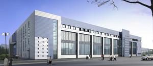 500平米现代风格厂房装修设计效果图赏析