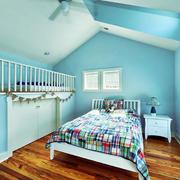 31平米简欧风格儿童房装修效果图赏析