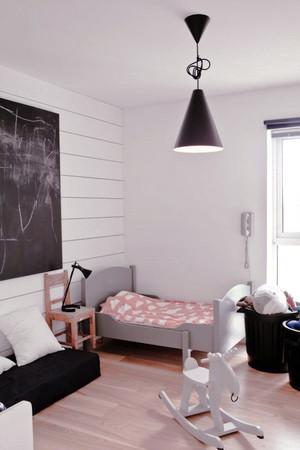 简欧风格二居室儿童房装修效果图鉴赏