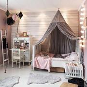 27平米简欧风格儿童房装修效果图鉴赏