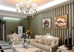 150平米欧式风格客厅沙发效果图赏析