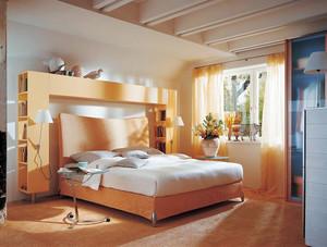 30平米现代风格卧室窗帘设计效果图赏析