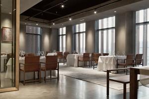 221平米现代风格餐厅装修设计效果图鉴赏