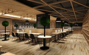 145平米现代风格餐厅装修效果图赏析