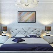 27平米后现代风格卧室装修设计效果图赏析