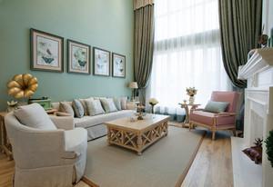 简欧风格小复式楼室内装修设计效果图赏析