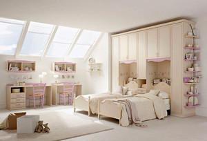 欧式风格大户型儿童房装修设计效果图鉴赏