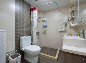 日式风格三室一厅室内装修效果图赏析