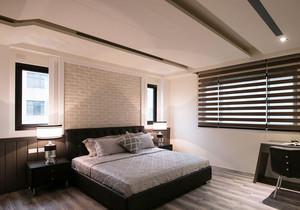30平米后现代风格卧室吊顶装修效果图赏析