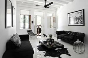 现代简约风格小户型客厅沙发效果图鉴赏