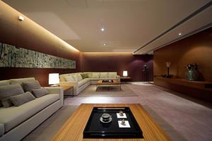新中式风格别墅室内设计装修效果图鉴赏