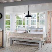 欧式田园风格风格别墅室内餐厅装修效果图赏析