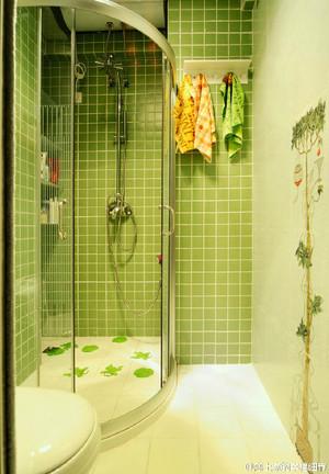 小清新风格小卫生间装修效果图赏析