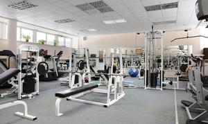 120平米健身房装修效果图赏析
