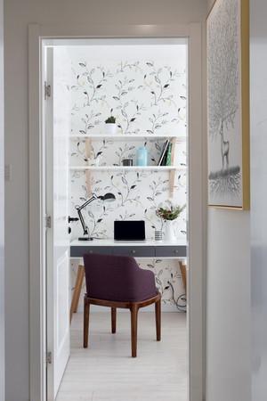 80平米北欧风格室内设计装修效果图