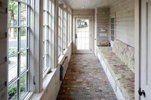 欧式风格别墅阳台设计装修效果图