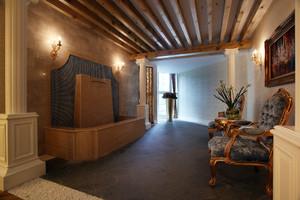 152平米美式风格大户型室内装修效果图赏析