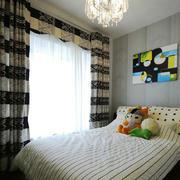 现代简约风格儿童房间装修效果图赏析