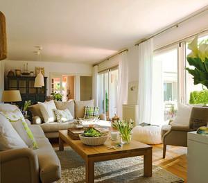 简约宜家风格60平米小户型室内装修效果图
