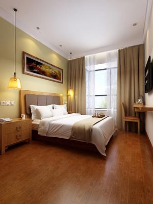 精致高级宾馆客房装修效果图赏析