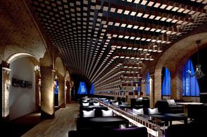100平米欧式风格西餐厅装修效果图赏析