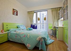 都市简约风格儿童房设计装修效果图赏析