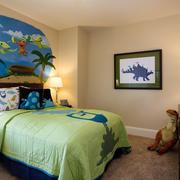 美式风格可爱儿童房装修效果图赏析