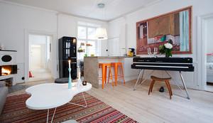 60平米小户型现代loft风格室内装修效果图