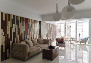 90平米现代loft风格室内装修效果图赏析
