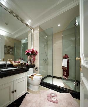 177平米古典欧式风格大户型室内设计效果图
