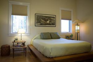 简欧风格室内卧室装修效果图