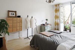 现代简约风格60平米小户型室内装修效果图赏析