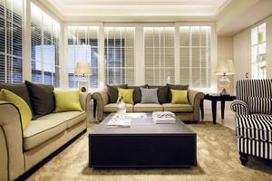 120平米新古典主义风格室内设计装修效果图