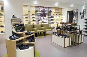 30平米欧式风格鞋店装修效果图