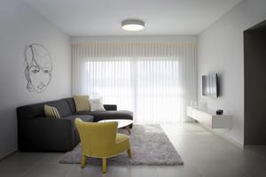现代简约风格小户型客厅装修效果图