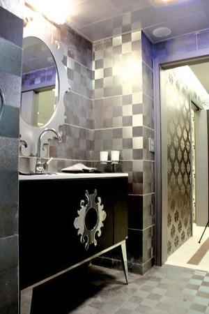 90平米现代简约欧式风格室内装修效果图