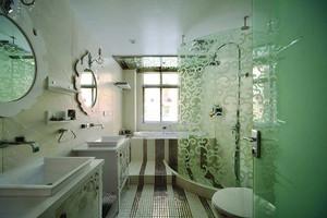 126平米现代简约风格复式楼室内装修效果图赏析