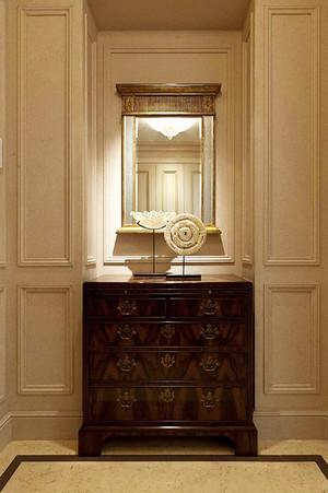 复古欧式风格别墅室内装修效果图案例