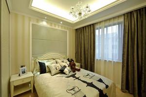新古典主义风格两层别墅室内装修效果图